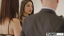 TUSHY Abella Danger fucked in the ass and punished - 9Club.Top