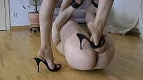 Bound And Tortured Shoeslave preview image