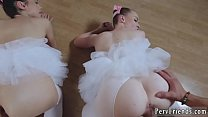 College haze toys xxx Ballerinas