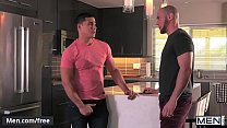 Men.com - (Brendan Phillips, Topher Di Maggio) - Random Hookup - Str8 to Gay
