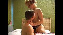 Blonde amateur soviet MILF