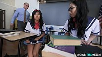 nasty asian schoolgirls