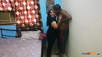 Indian bhabhi hard fucking sex with ex lover in...