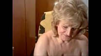 Image: Hacked web cam of my pervert old mum. Watch the bitch