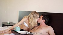 Passion-HD - Lucky guy fucks Brie Mitchells tasty pussy for breakfast - 9Club.Top