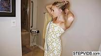 Sexy Bree Mitchells Gets Drilled By Stepbro thumb