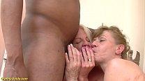 crazy 71 and 82 years old grannies rough interracial anal banged Vorschaubild