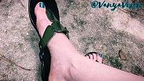 Vanya Vixen Foot Fetish Teaser