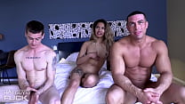 Insta:@rrtomg Sean Costin London Ryan Muscle Bisex Threesome