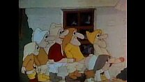 snow white and the 7 dwarves cartoon image
