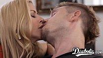 Image: Smoking hot Alexis Fawx makes her hubby a jealous cuckold