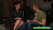 Busty slut gives pleasure in Nuru Massage - BillBailey & Raylene preview image