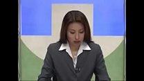 Japanese newsreader bukkake pornhub video