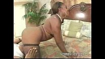 Ebony girl with a nice ass preview image