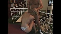 EXPERIENCED MAN PROVIDES THE INNOCENT BABE WITH...