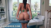 BANGBROS - Big Ass Latina MILF Pornstar Julianna Vega Takes Dick video