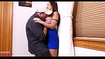 9252 HD Desperate Hot Gambling House wife Eviction Notice pt.1  Mandy Flores preview