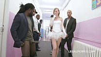 Slammed brides, Kira Thorn No Pussy, Balls Deep Anal and DAP, Gapes, Swallow GIO889