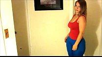 Mal Malloy ( my love!) in Blue leggings! - Pornhub.com porn thumbnail