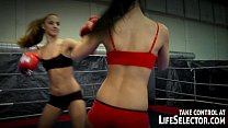 NudeFightClub presents Amirah Adara vs Jessyka ...