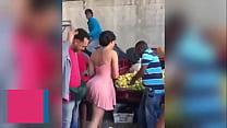 morena sabrosa en el mercado del pueblo casero pornhub video
