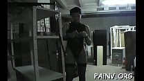 Doxy that craves pain gets completely tied up and tortured pornhub video
