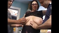 BBW Limp Titty Granny video