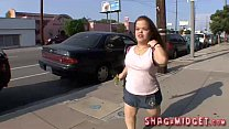 14947 Midget Babes With Huge Black Guy preview