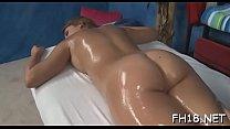 Massage sex clip
