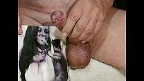 einer geilen Schlampe ins Gesicht und auf die dicken Titten gespritzt by Kater xxx