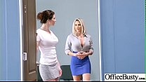 Hot Sex In Office With Big Round Boobs Girl (Rachel RoXXX & Skyla Novea) video-25's Thumb