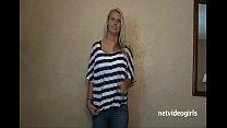 netvideogirls - Lynn Calendar Audition Vorschaubild