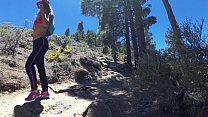 TRAVEL SHOW ASS DRIVER - Mountain Roque Nublo Gran Canaria with Sasha Bikeyeva