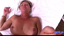 Mature Woman Dr illed In Both Holes oles