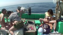 Asian fishermen catch some birds they boat fuck pornhub video