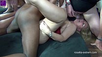 Two Busty Milfs Get Extremely Inseminated And B