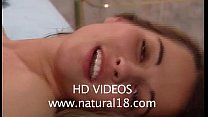 Natural Hairy Teeny Pussy preview image