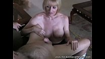 Sexual Tension With Amateur GILF