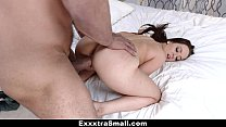 Tiny Girl Picked Up & Fucked By Huge Cock • wwwsexvideo thumbnail