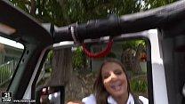Leggy teen Liza Rowe on huge dick - Liza Rowe, Buddy Hollywood thumbnail