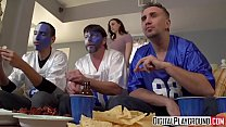 Trophy Wife Touchdown Chanel Preston cheats on ... Thumbnail