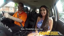 Fake Driving School Posh Cheating Wife With Gre