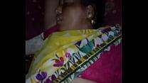 Village bhabhi sleeping