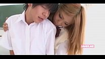 Cute Horny Japanese Babe Having Sex preview image