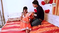 Hot bhabhi cleavage show on first night - NEW V...