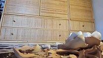 7390 Blasfemia italiana oscena distruzione completa dell'angelo votivo preview