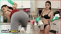 BANGBROS - My Dirty Maid Michelle Martinez Sucks My Cock Clean Thumbnail