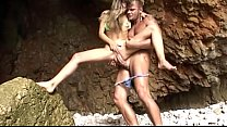 Nacho Vidal anal sex on the beach Thumbnail