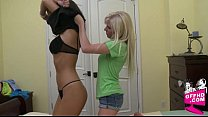 Girls having fun 1070's Thumb