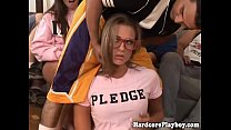 Young party college babes love to fuck